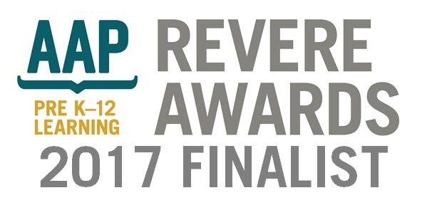 Image for Association of American Publishers REVERE Awards Finalist badge