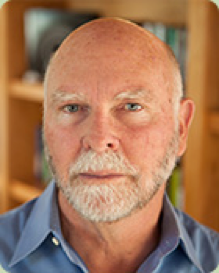 Image of John Craig Venter, an American born biochemistry-geneticist