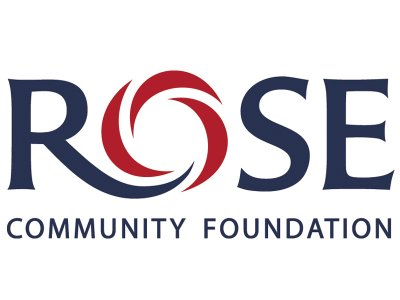 Logo for Rose Community Foundation