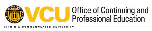 VCU Office of Continuing and Professional Education logo