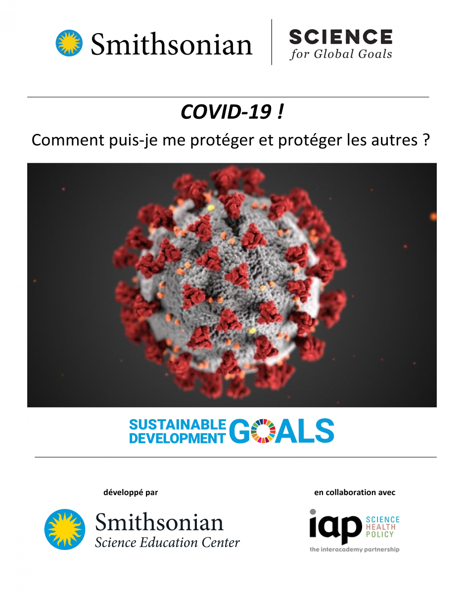 Cover of COVID-19 in French