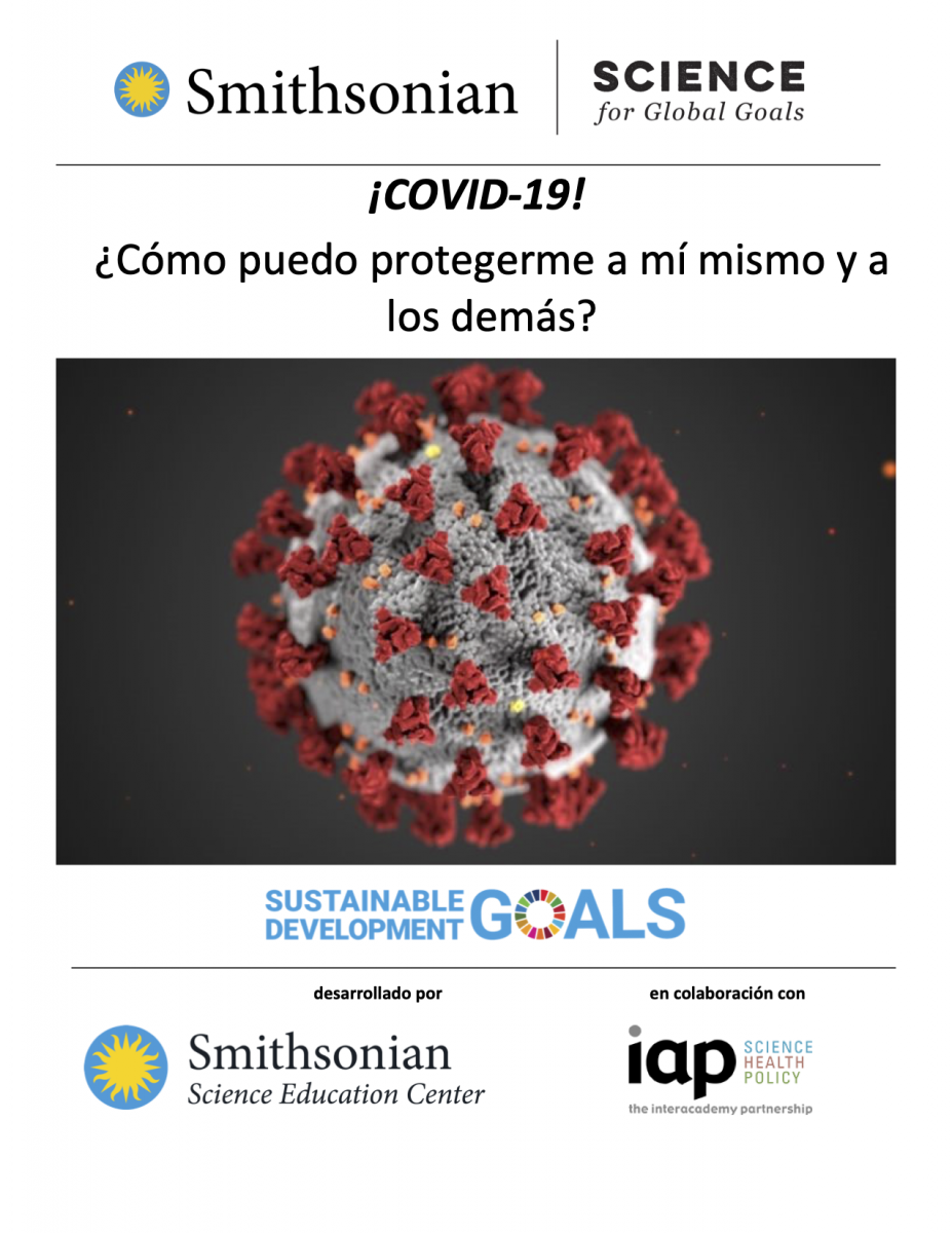 Cover of COVID-19 in Spanish