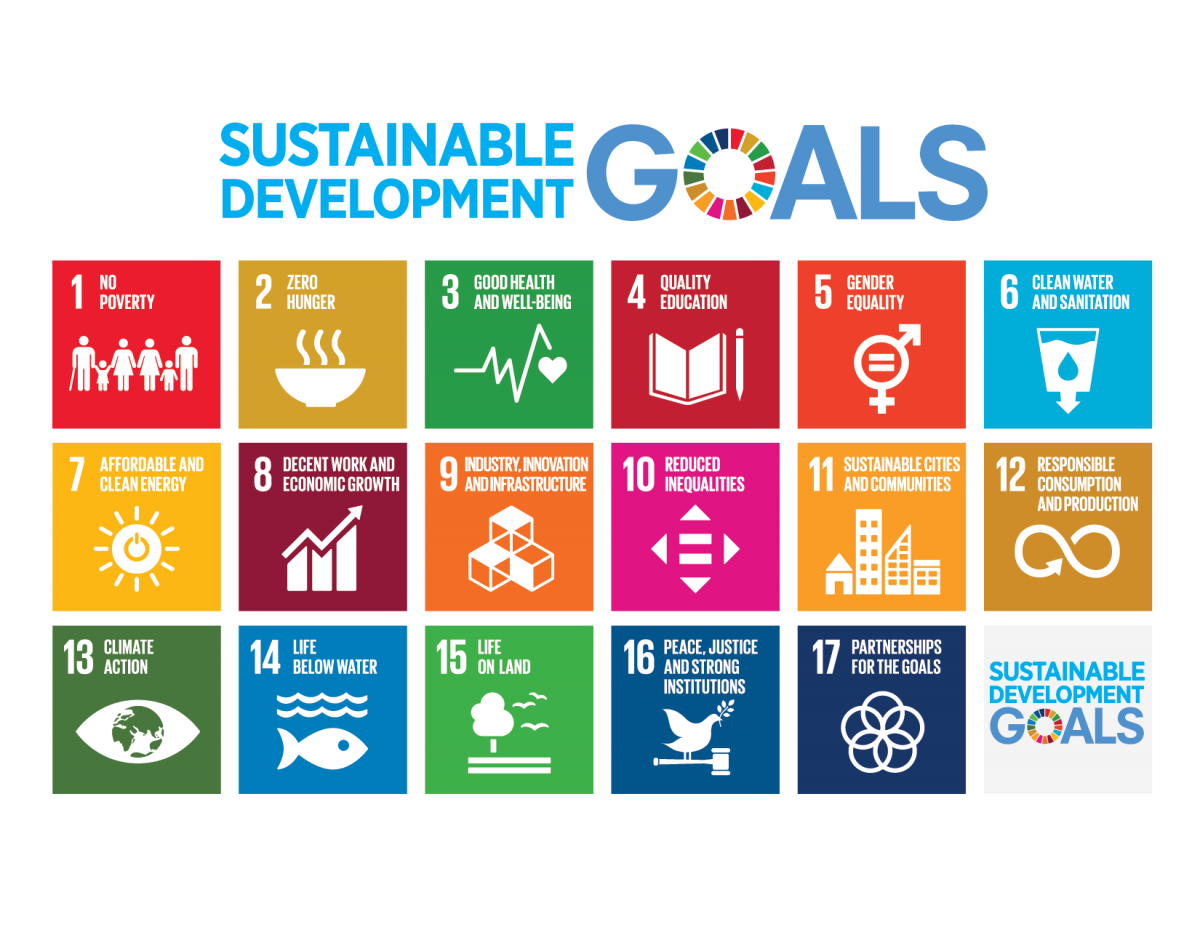 Image of the UN Sustainable Development Goals