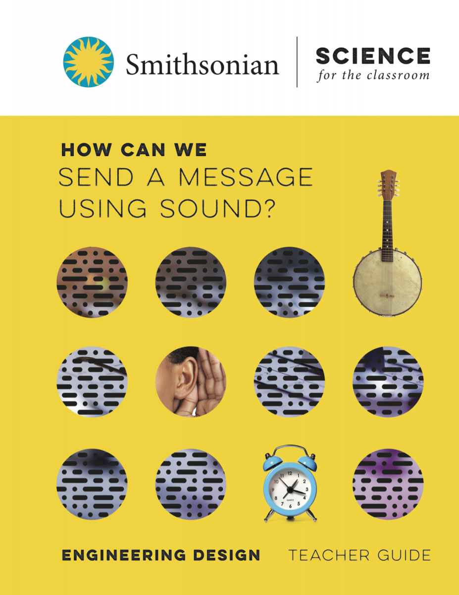 How Can We Send a Message Using Sound? cover image