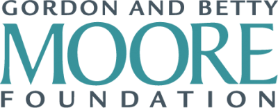 Logo for Gordon and Betty Moore Foundation