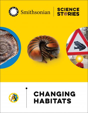 Cover for Changing Habitats