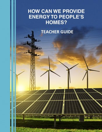 "Cover of ""How Can We Provide Energy to People's Homes?"""