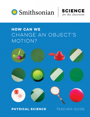 How Can We Change An Object's Motion?