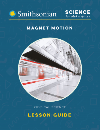 Magnet Motion Cover