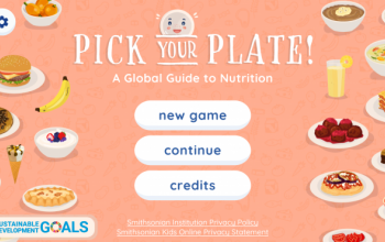 Pick Your Plate! A Global Guide to Nutrition title screen