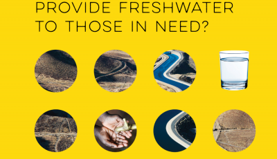 Cover of How Can We Provide Freshwater to Those in Need?