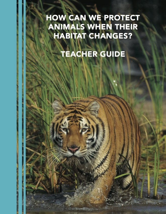 """Cover of """"How Can We Protect Animals When Their Habitat Changes?"""""""