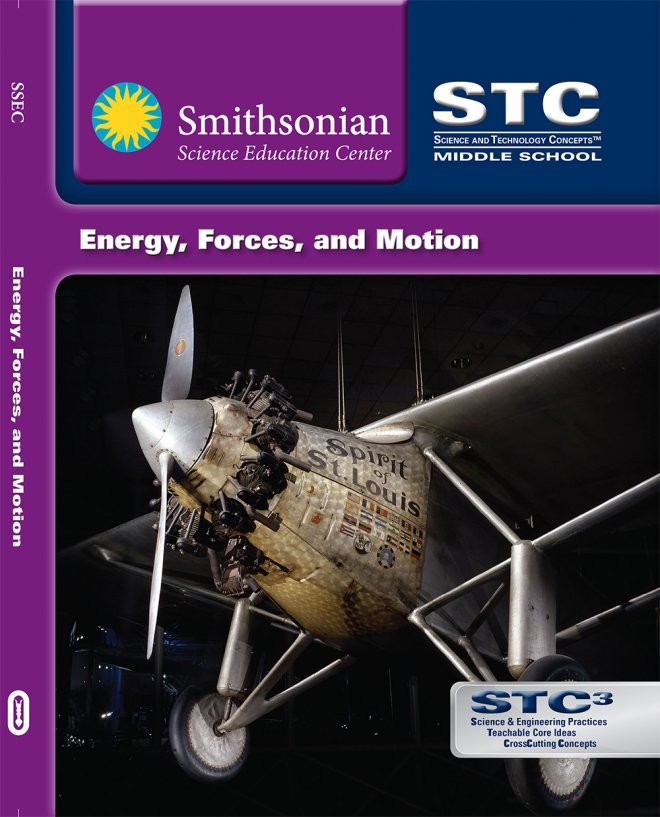 STCMS Energy Forces And Motion Smithsonian Science