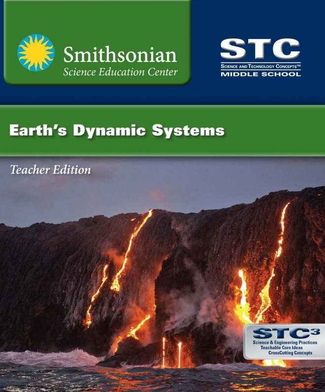 Front Cover of Earth's Dynamic Systems