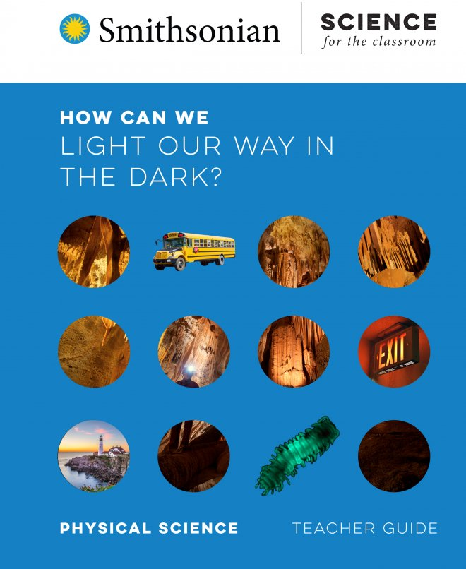 How Can We Light Our Way in the Dark? Teacher Guide cover