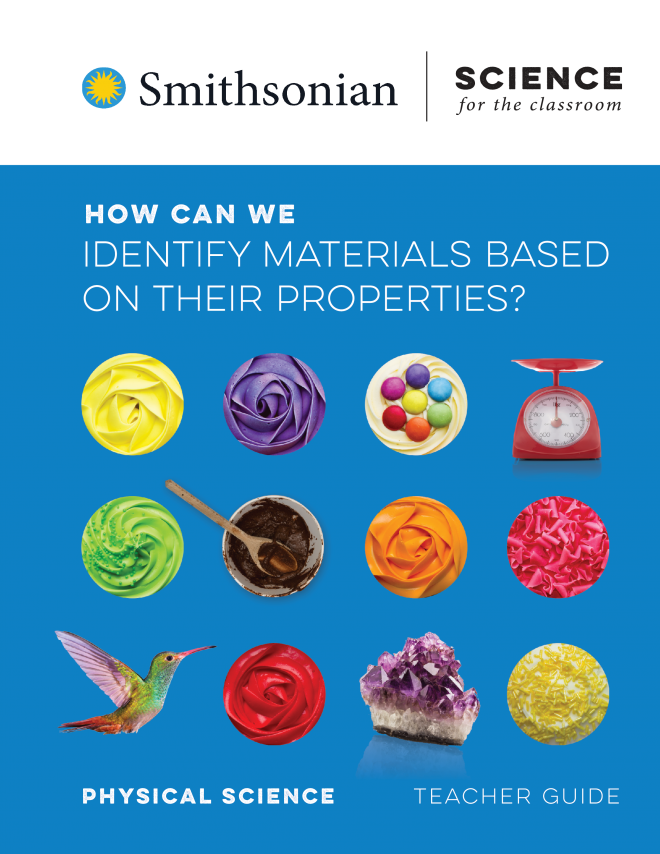 How Can We Identify Materials Based On Their Properties?