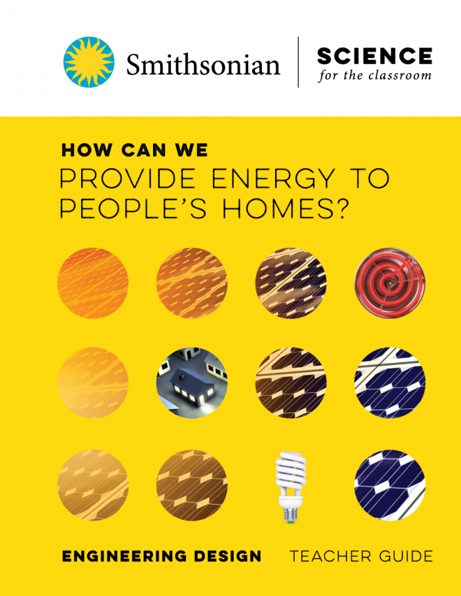 Cover of How Can We Provide Energy to People's Homes?
