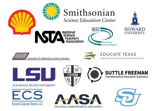 Steering committee member logos