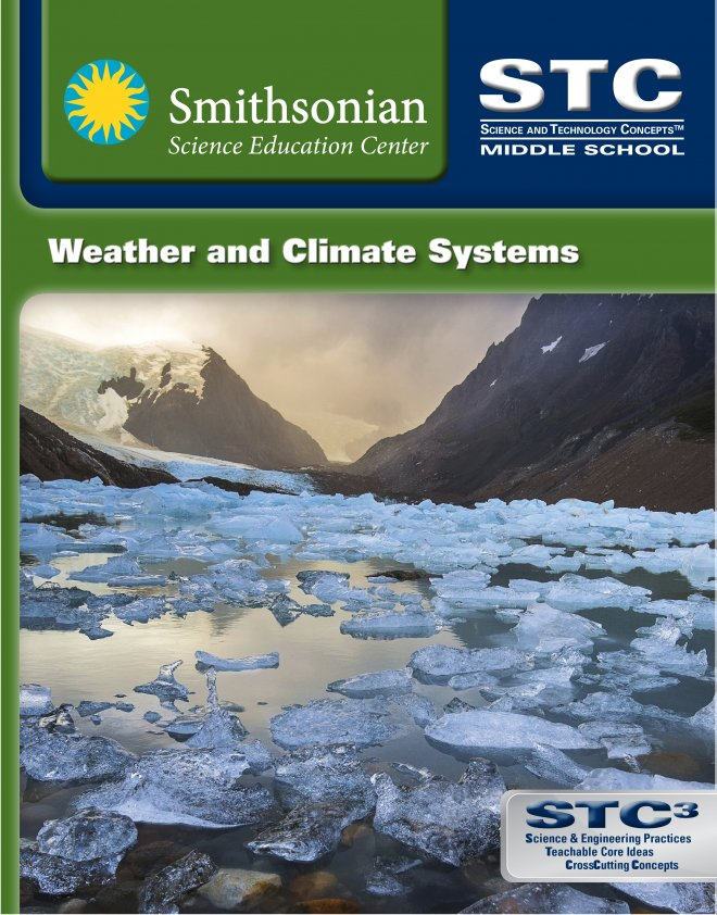 STCMS Weather And Climate Systems Smithsonian Science
