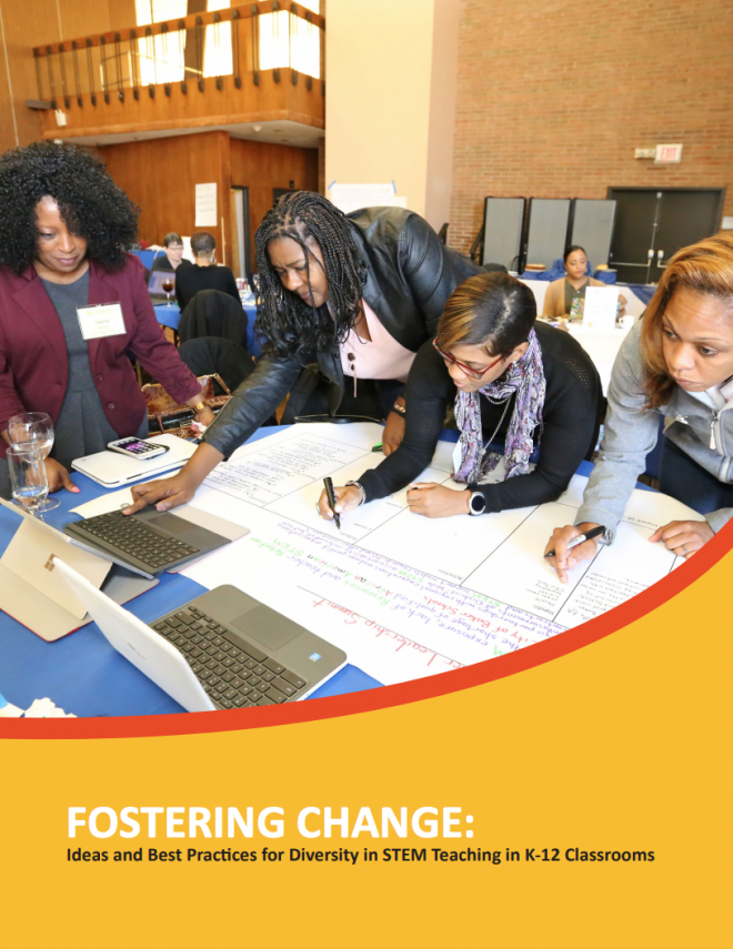 Image the Fostering Change Playbook
