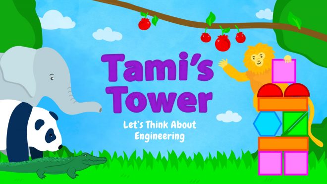 Image of Tami's Tower: Let's Think About Engineering