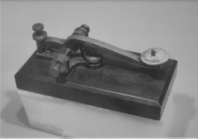 Image of a telegraph
